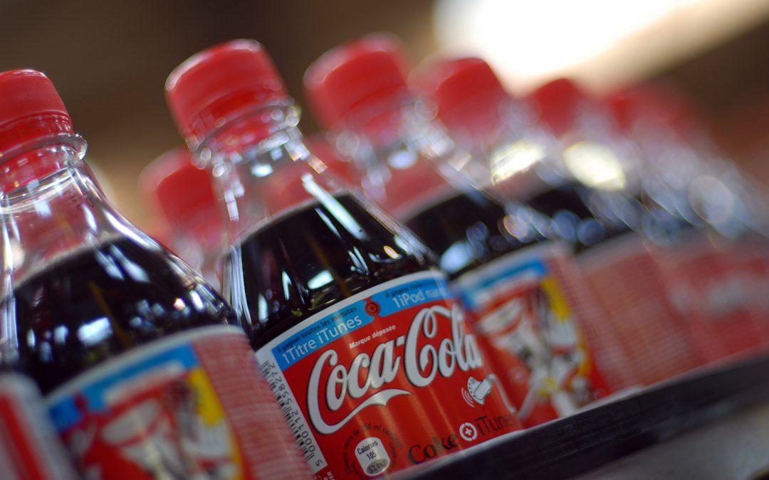 Fusion des embouteilleurs européens de The Coca-Cola Company