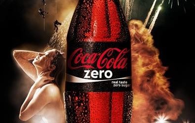 Avec Coca-Cola Zéro, l'impossible devient possible