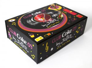 Coffret Collector Club Coke