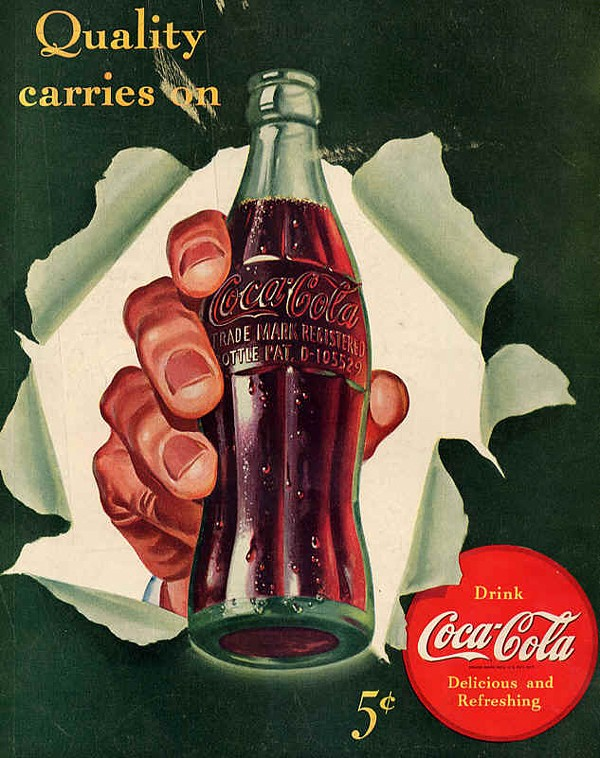 Redécouvrez 50 publicités Coca-Cola