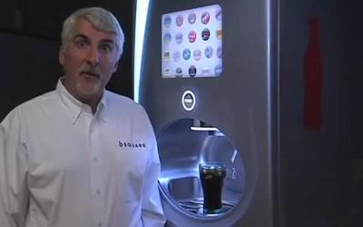 Coca-Cola Freestyle : un nouveau distributeur de boissons