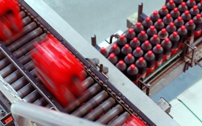 Coca-Cola Entreprise continue d'investir dans ses usines