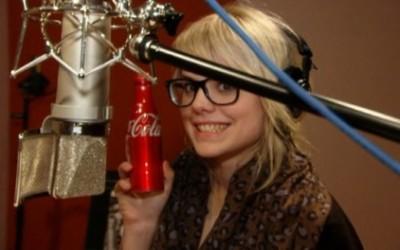 Ouvre du bonheur, le nouveau single de Coca-Cola