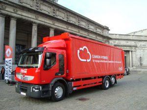 Camion Hybride