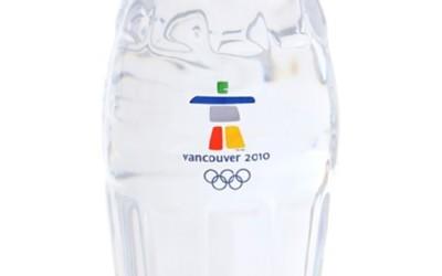 Bouteille Collector Coca-Cola : Jeux Olympiques 2010 de Vancouver