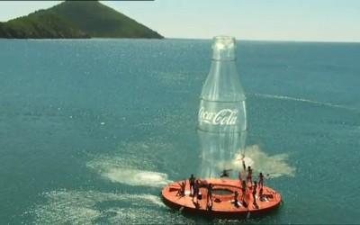 Publicité Coca-Cola pour l'été 2011