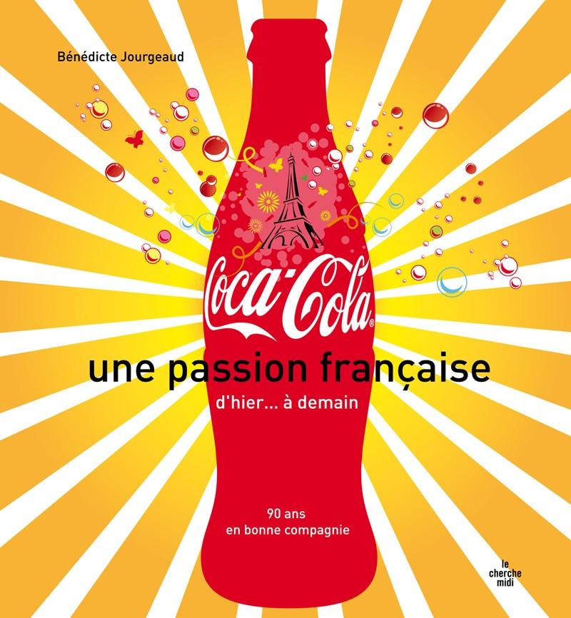 Livre : Coca-Cola, une passion française