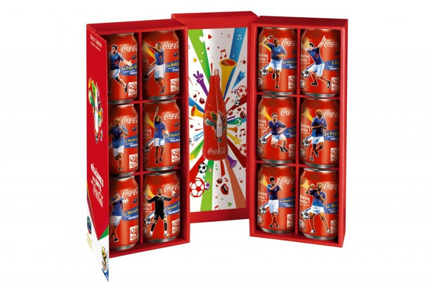 Coffret Collector Coupe du Monde 2010
