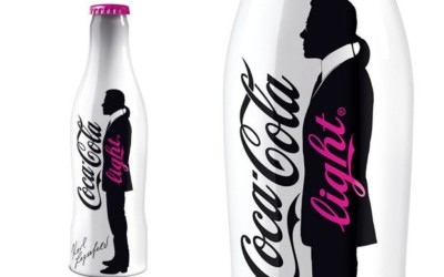 Coca-Cola Light par Karl Lagerfeld