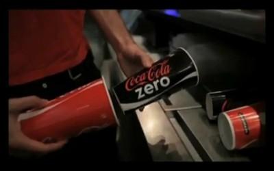 Coca Zéro est identique au Coca-Cola : la preuve en image !