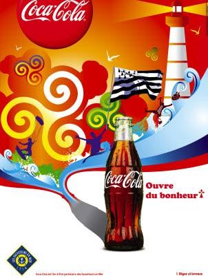 Coca-Cola renforce sa présence en Bretagne