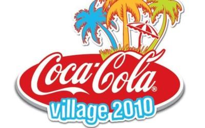 Coca-Cola + Facebook = Coca-Cola village
