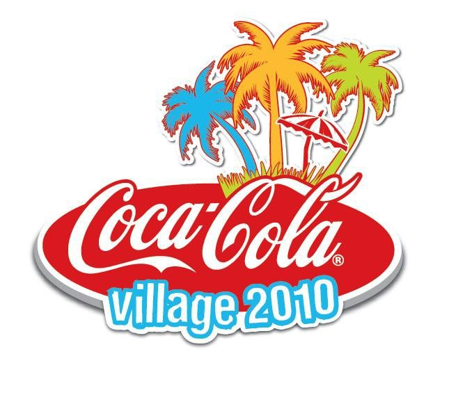 Coca-Cola + Facebook = Coca-Cola village