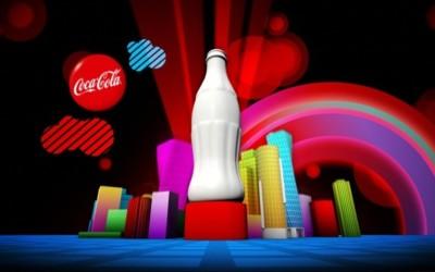 Coca-Cola : Night Visuals 2010