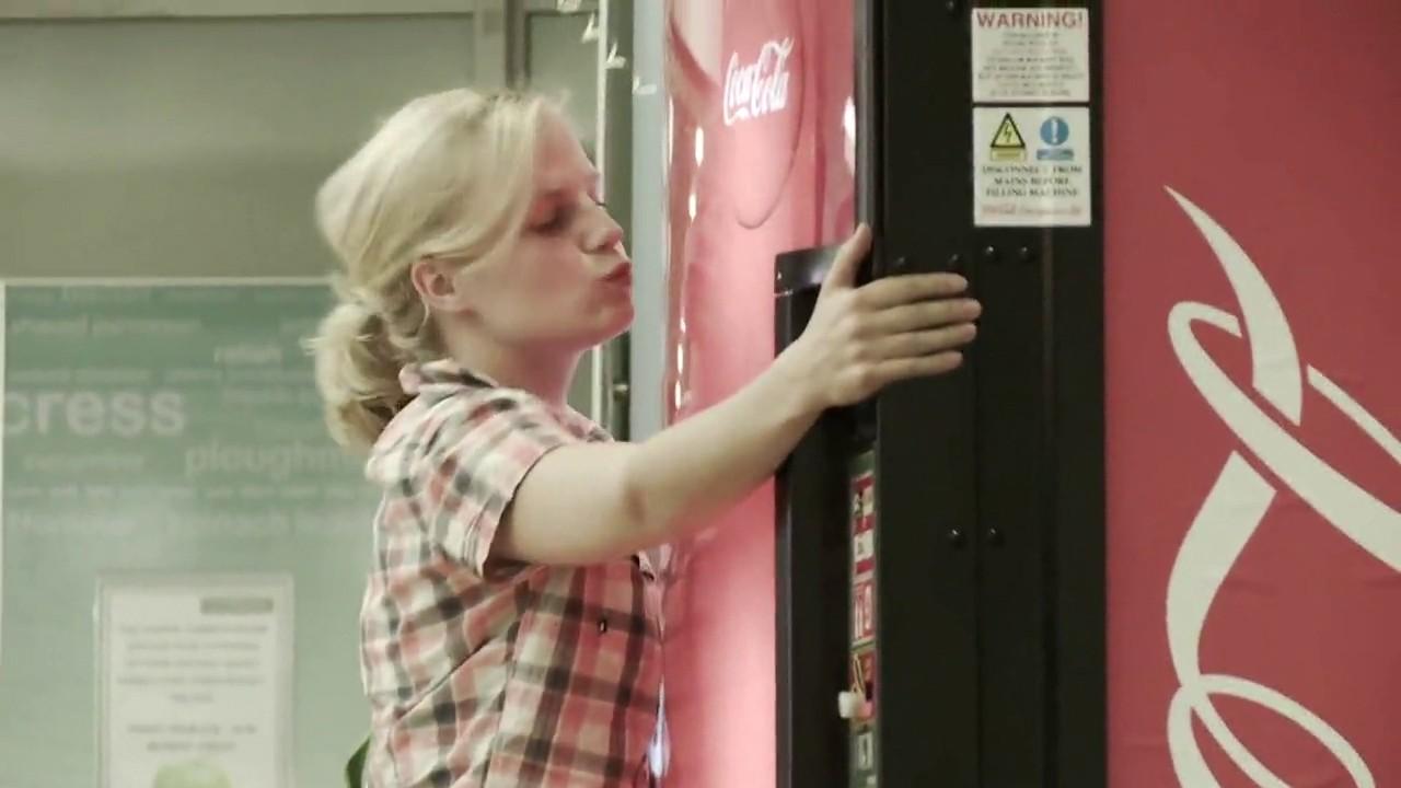 Le Coca-Cola Happiness Machine est de retour !