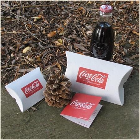 Des bijoux fabriqués à partir de bouteilles de Coca-Cola recyclées