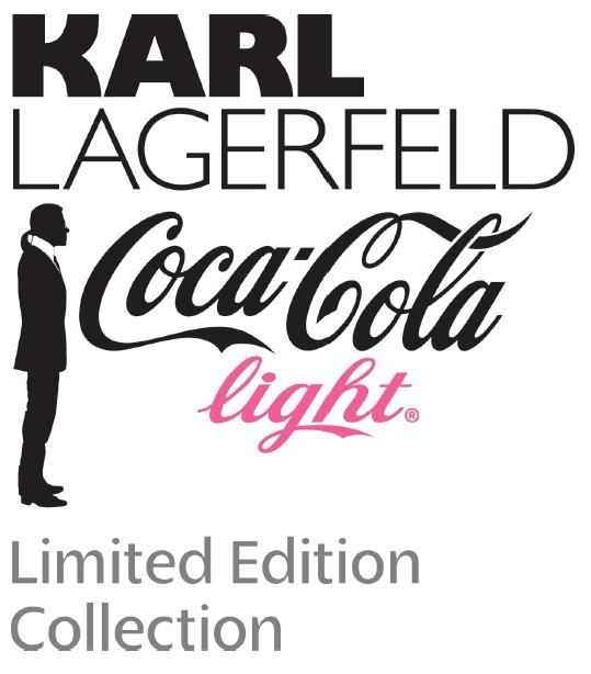 Karl Lagerfeld lance sa dernière collection pour Coca-Cola Light