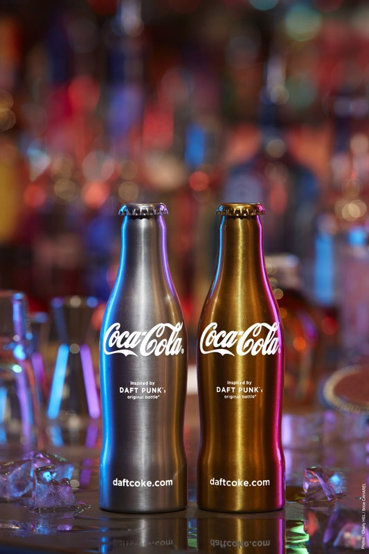 Coca-Cola & Daft Punk (Club Coke 2011)