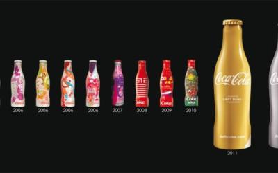 La Club Coke, une bouteille tendance depuis 6 ans