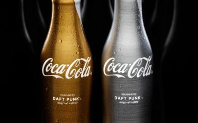 La Club Coke 2011 inspirée par Daft Punk