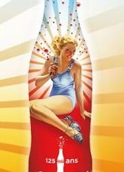Une bouteille collector pour les 125 ans de Coca-Cola