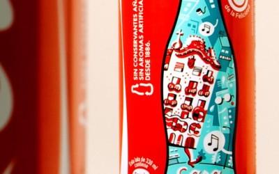 Coca-Cola Espagne célèbre l'héritage culturel de la Catalogne