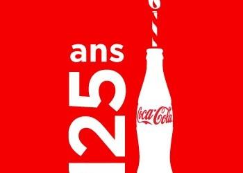 Concert à l'occasion des 125 ans de Coca-Cola