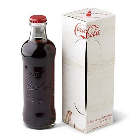 Bouteilles et canettes collectors des 125 ans de Coca-Cola dans le monde (maj)