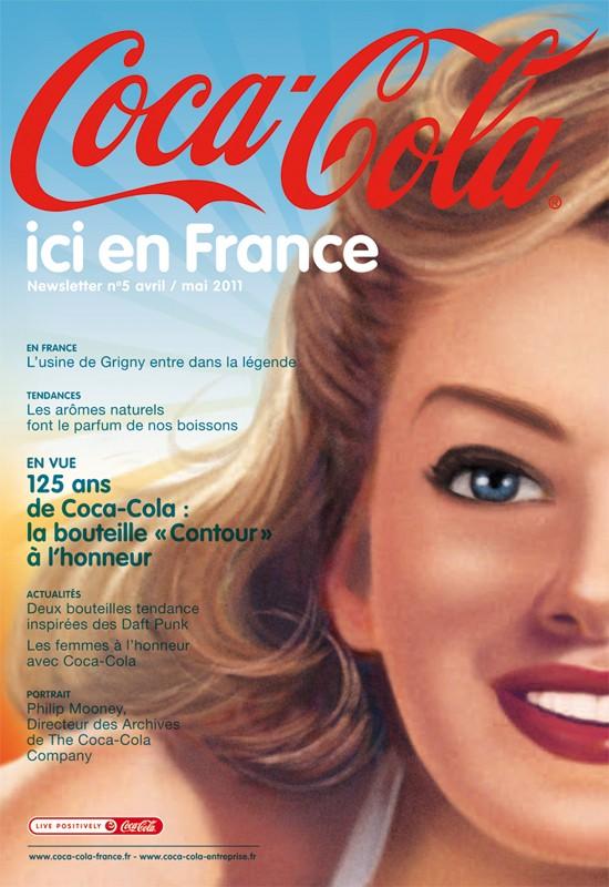 Coca-Cola en France : numéro 5