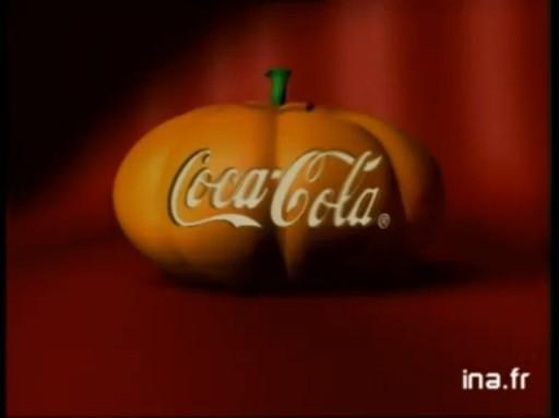 Rétrospective de publicités Coca-Cola : Halloween