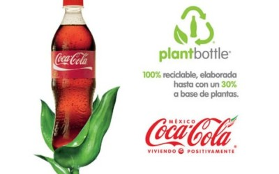La PlantBottle de Coca-Cola arrive en Europe