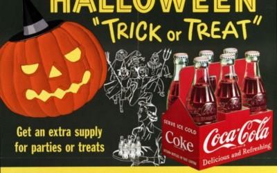 [Rétrospective] Halloween & Coca-Cola : les publicités