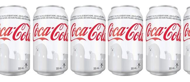 Coca-Cola retire la canette blanche de la vente !
