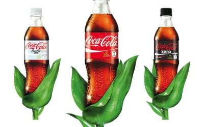 La PlantBottle de Coca-Cola fait son apparition en France