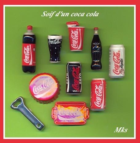 Des fèves Coca-Cola dans vos galettes des rois !
