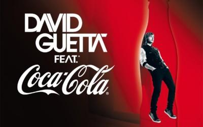 David Guetta feat Coca-Cola – Club Coke 2012