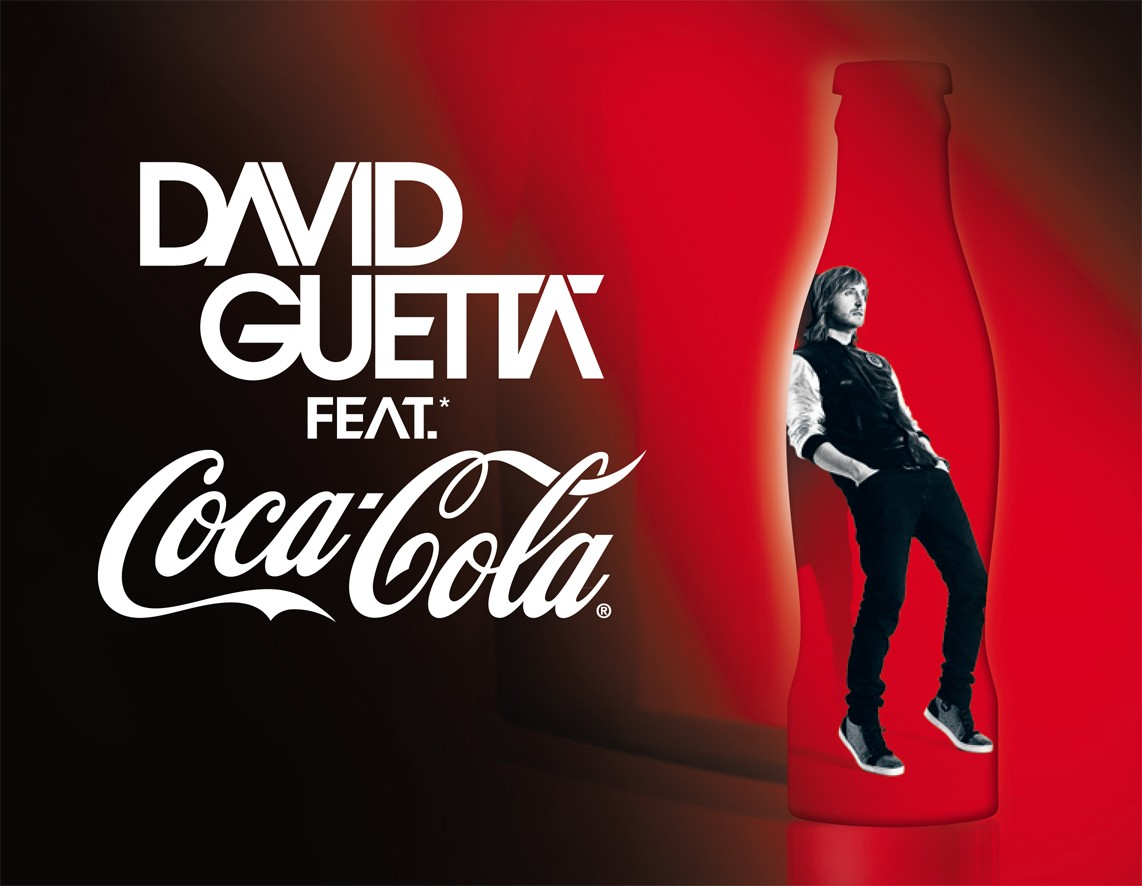 David Guetta feat Coca-Cola – Club Coke 2012
