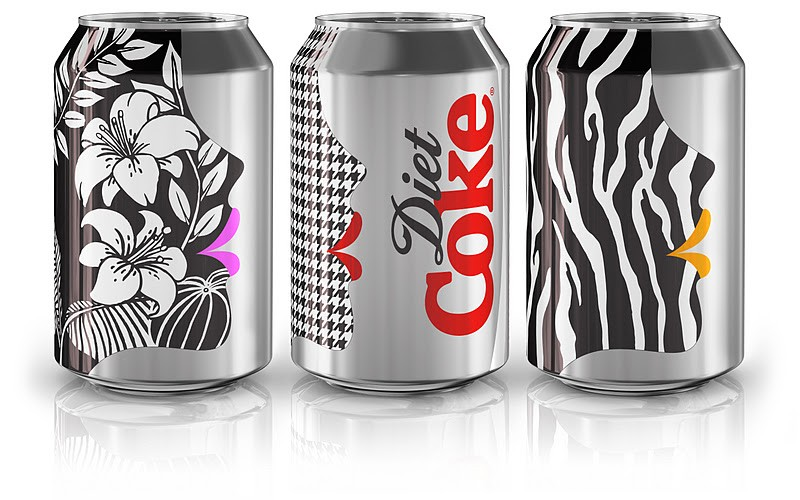 Canettes collector Coca-Cola Light – Soyez Glam'