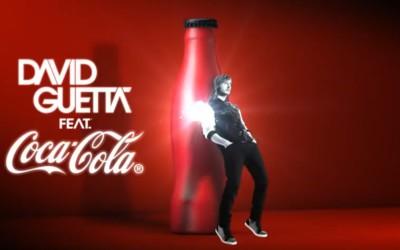 La bouteille Club Coke 2012 – David Guetta feat Coca-Cola – se dévoile !