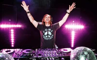 Club Coke 2012 par David Guetta