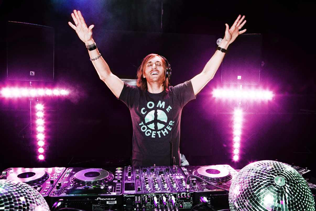 Club Coke 2012 par David Guetta