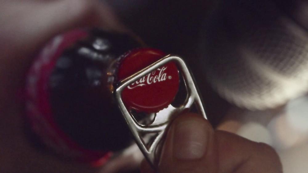 Publicité Coca-Cola pour les Jeux Olympiques de Londres 2012