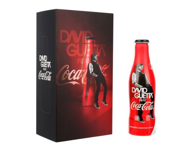 Découvrez le coffret collector de la Club Coke 2012 – David Guetta feat Coca-Cola