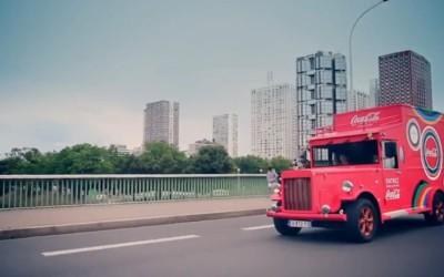 Happiness Truck Coca-Cola fait le tour des plages