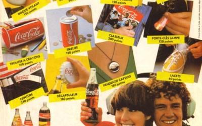 Quand Coca-Cola avait une boutique officielle en France