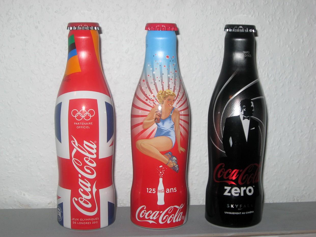 Concours : gagnez des bouteilles Coca-Cola collector