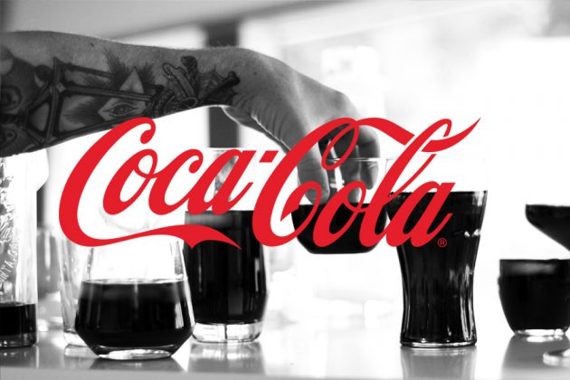 Verres Coca-Cola