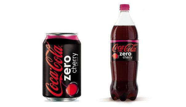 Le Coca-Cola Zero Cherry arrive en France en mars