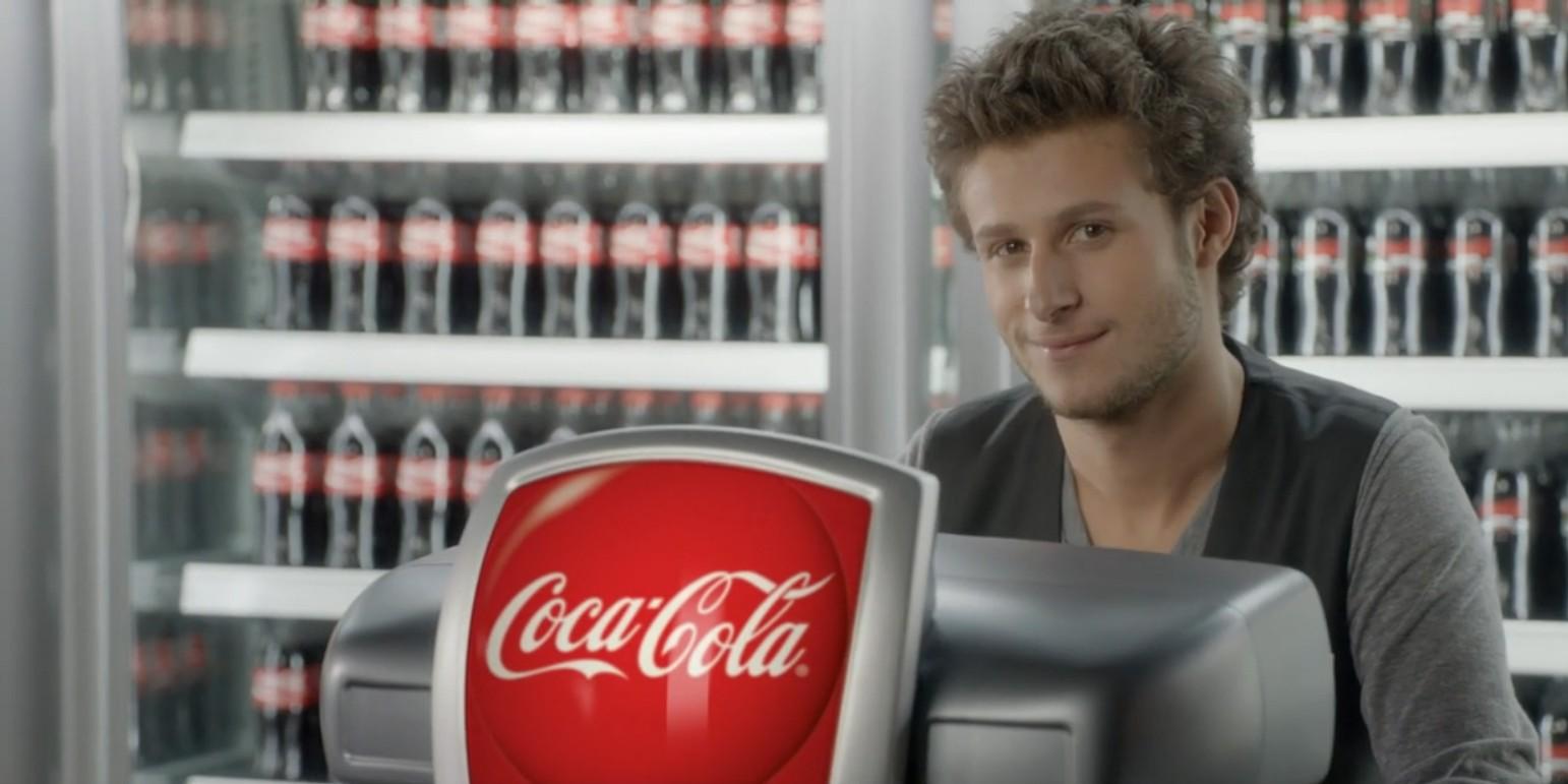 Nouvelle publicité Coca-Cola Zero : du Coca-Cola classique remplacé par du Zero