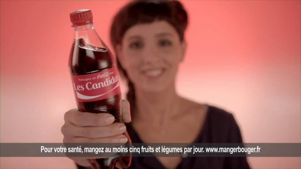Partagez un Coca-Cola avec des personnalités des chaînes M6 & W9